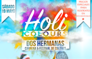 Holi Colours Dos Hermanas. Carrera y Festival de Colores